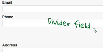 divider-field